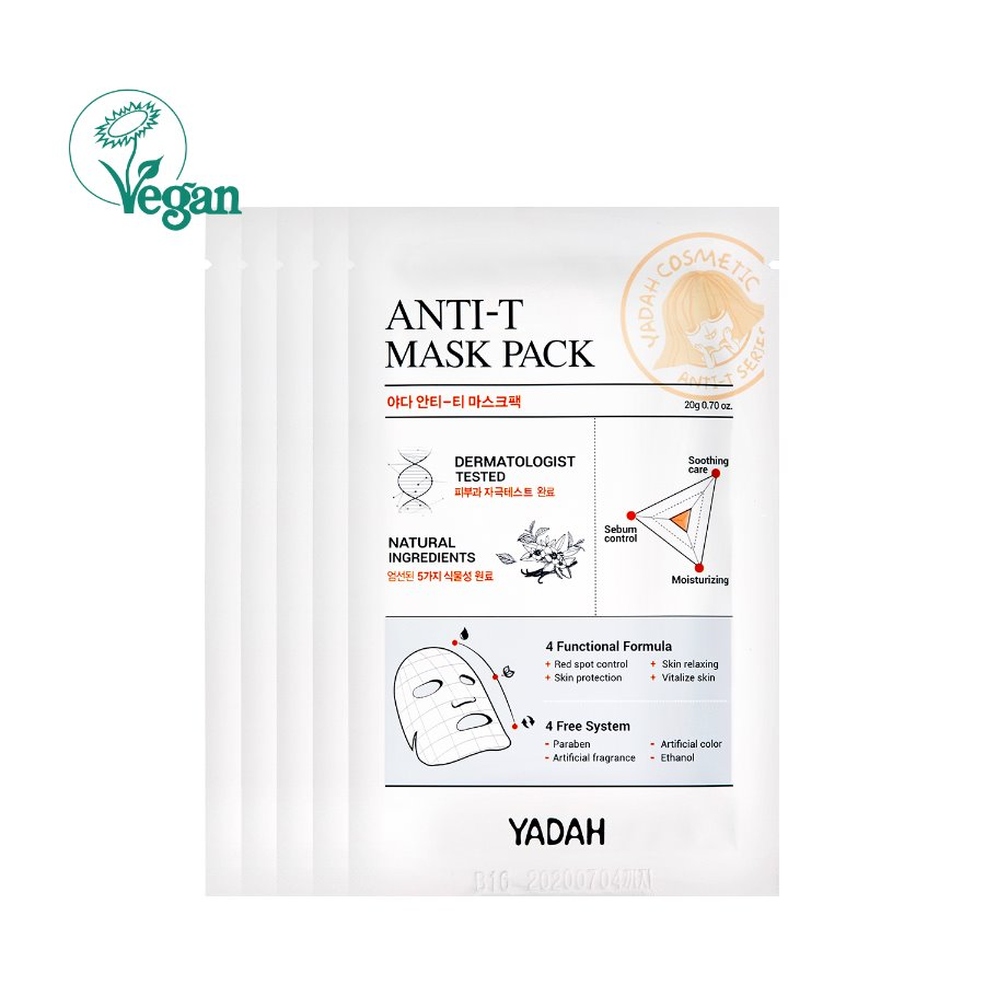 Anti-T Mask Pack 5ea